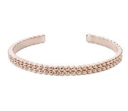 Speechless Jewelry Armband - Bubble - Rosé Vergoldung