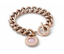 Speechless Jewelry Armband - Immer Follow Your Heart - Rosé Vergoldung