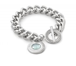 Speechless Jewelry Armband - Always follow your heart - Verguld Zilverkleurig