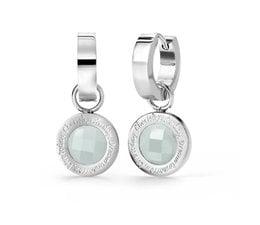 Speechless Jewelry Oorbellen - Cherish yesterday, dream tomorrow, live today - Verguld zilverkleurig