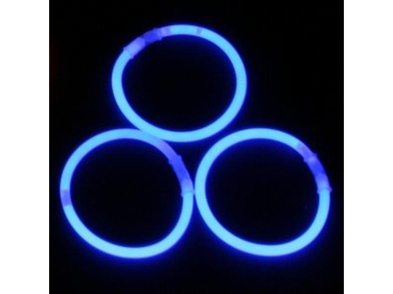 Breaklight Blauwe glow armbanden