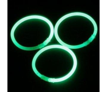 Breaklight Groene glow armbanden