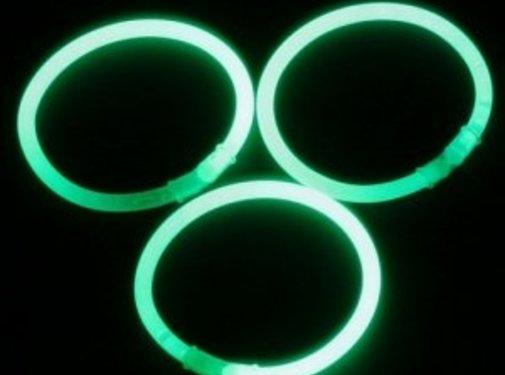 Breaklight Bracelets Lumineux Verts