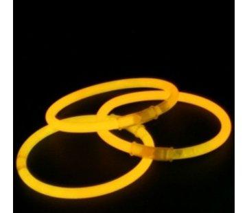 Breaklight Bracelets Lumineux Orange