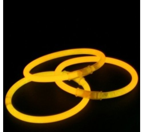 Breaklight Oranje glow armbanden