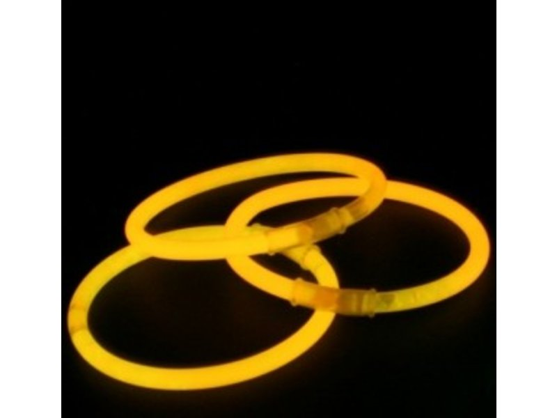 Breaklight Bracelets Lumineux Orange