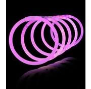 Breaklight Roze glow armbanden