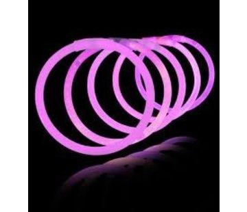 Breaklight Pink glow Bracelets
