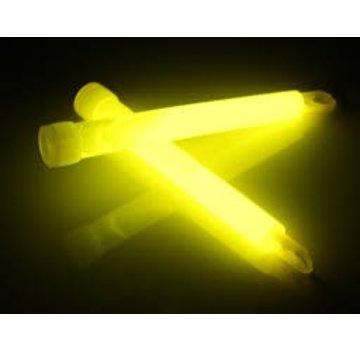 "Breaklight 6"" Batons Lumineux Jaunes"