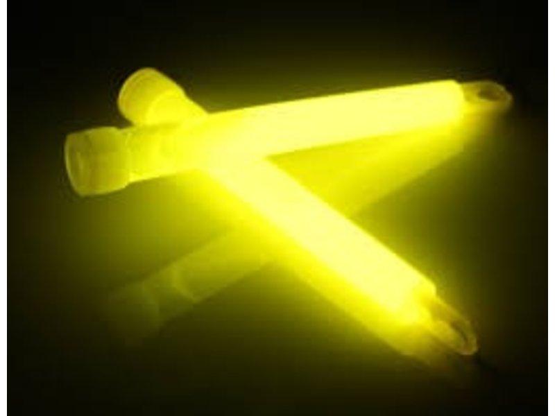 """Breaklight 6"""" Bätons Lumineux Jaunes"""