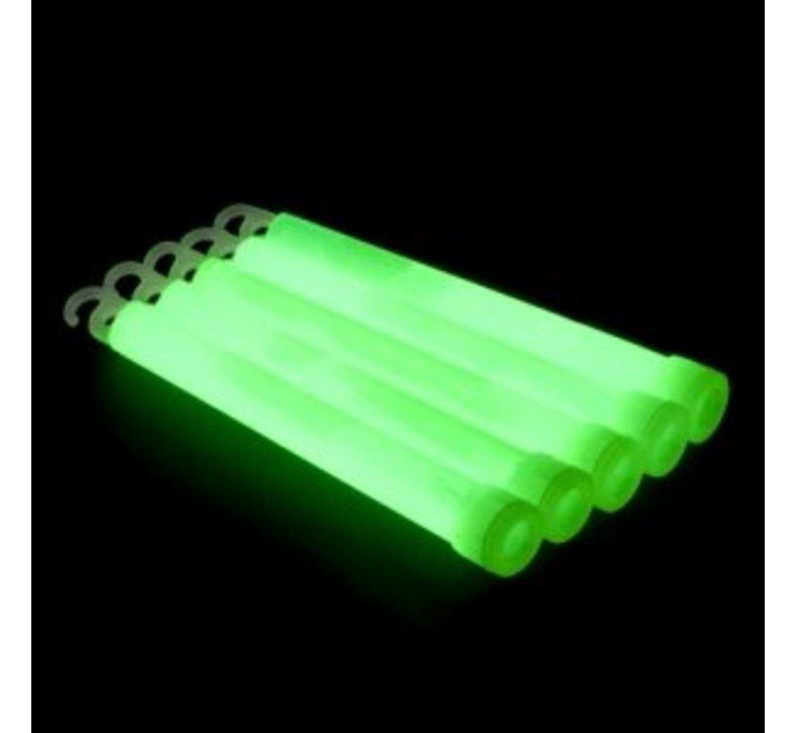 """6"""" Glow Stick Groen"""