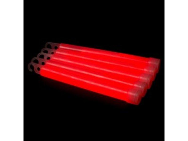 """Breaklight 6"""" Bätons Lumineux Rouges"""