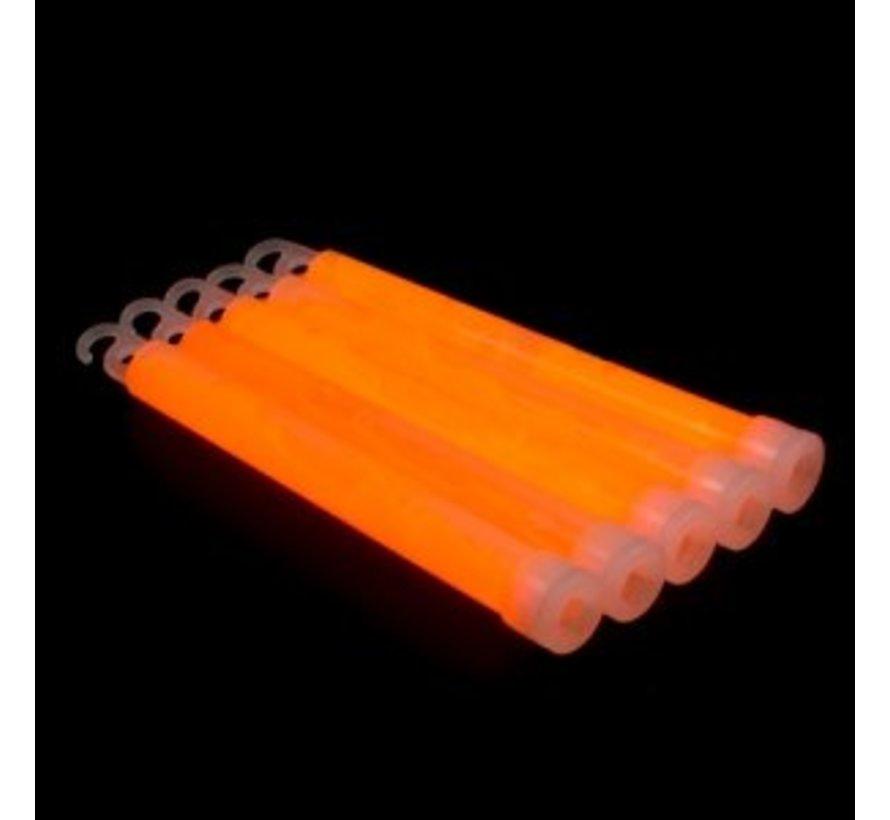 """6"""" Batons Lumineux Orange"""