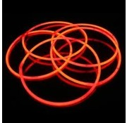 "Breaklight 22"" Glow Necklaces Red"