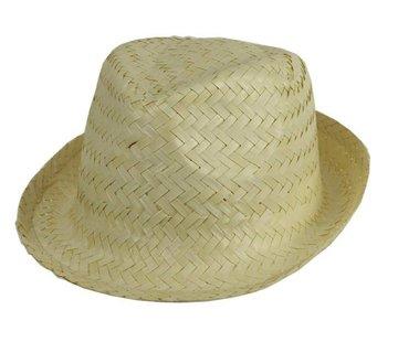 Chapeau Paille Blanc