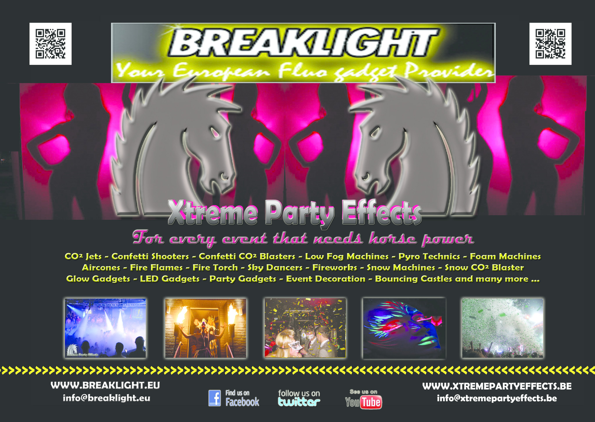 Breaklight Belgium