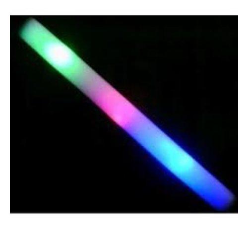 Breaklight Baton Isomo Multi Couleur