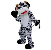 Costume Peluche vache Big