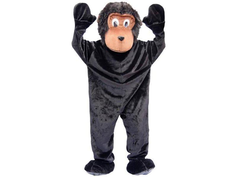 Costume Plush Monkey Big