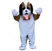 Costume Peluche Chien Big