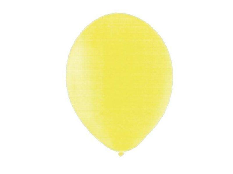 Ballon Jaune (12 Pcs)