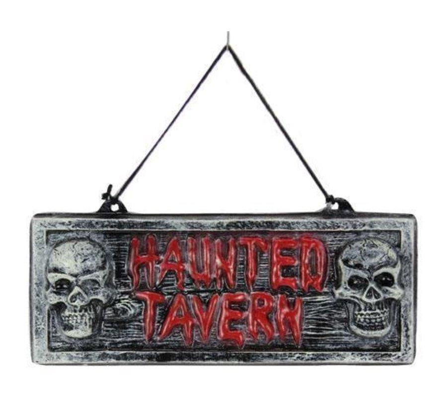 Deco Bord 'Tavern...'