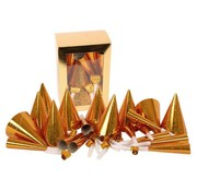 Set Cotillons Laser Or (10pers x 3pc)