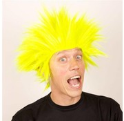 Wig Electric Shock yellow
