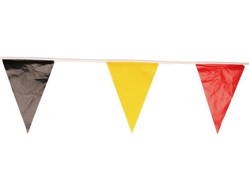 Garland Flag PVC Belgium 10m