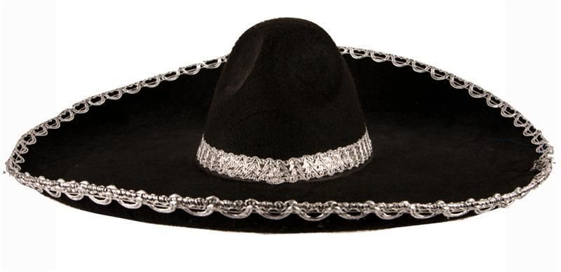 mexican hat black singles Amazoncom: black mexican hat forum novelties mini brim mexican western sombrero black costume hat (child size) by forum novelties $1198.