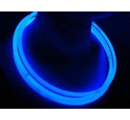 "Breaklight 22"" Glow Halskettingen Blauw"