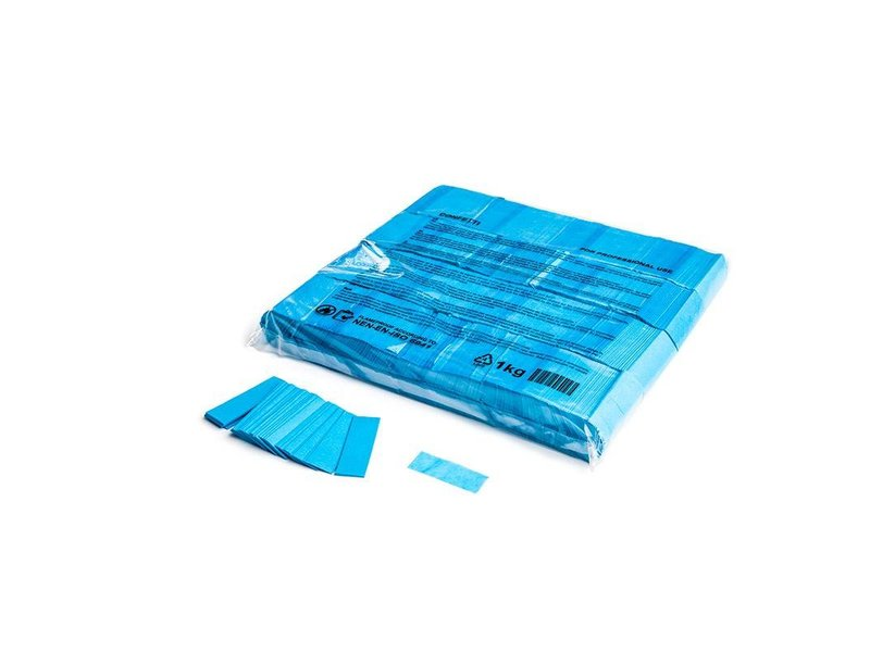 Magic Fx Paper Confetti Blue Claire