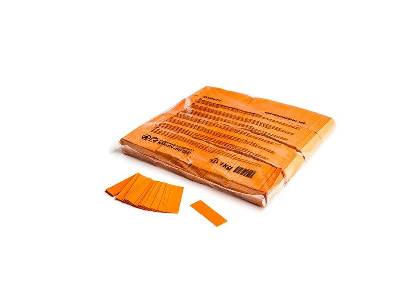 Magic Fx Paper Confetti Oranje