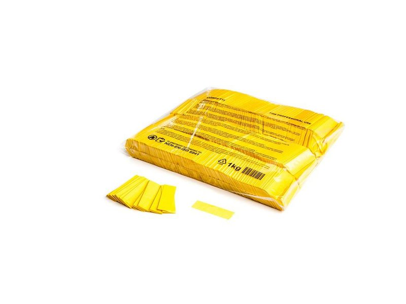 Magic Fx Paper Confetti Yellow