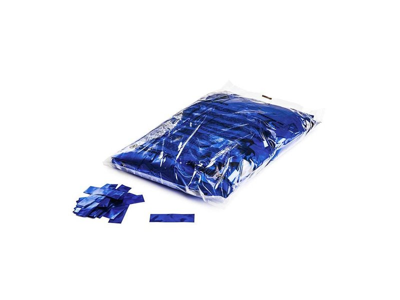 Magic Fx Metallic Confetti Bleue