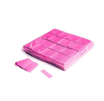 Magic Fx Slowfall UV confetti 55x17mm - Fluo Rose