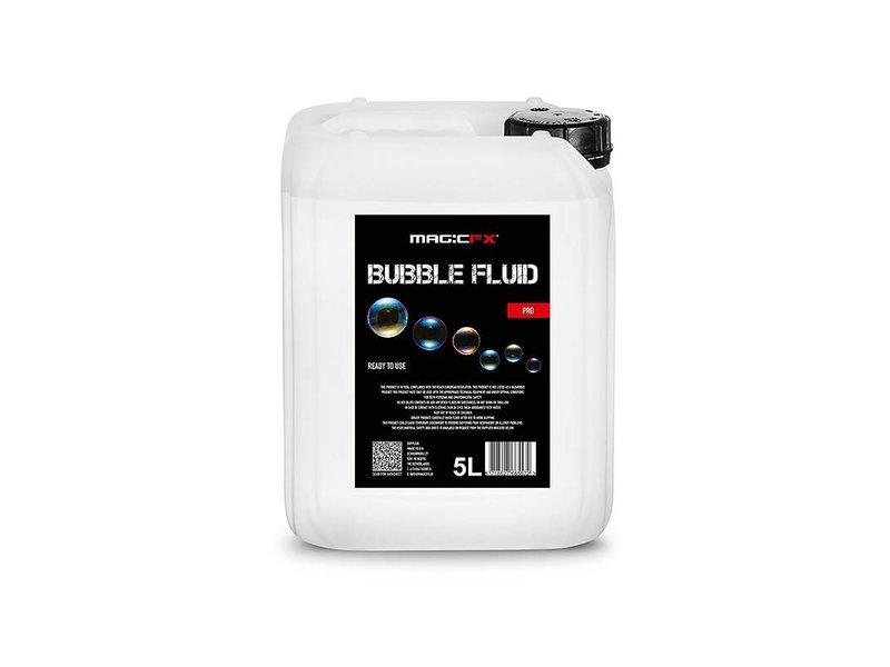 Magic Fx Pro Bubble Fluid - Ready To Use 5L