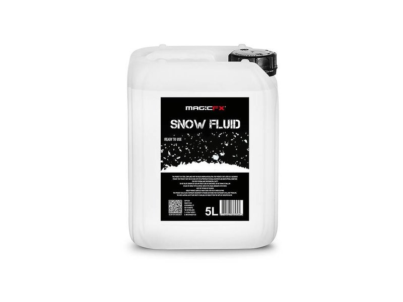 Magic Fx Pro Snow Fluid - Ready To Use 5L
