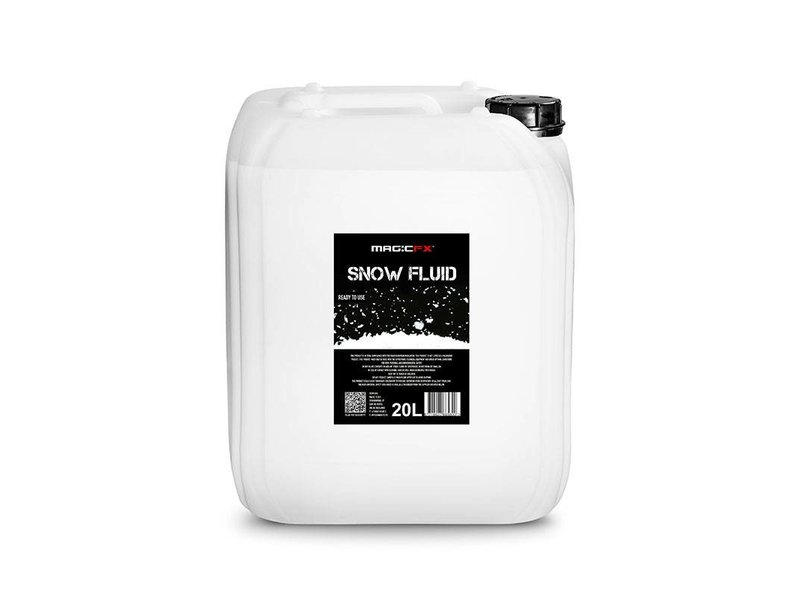 Magic Fx Pro Snow Fluid - Ready To Use 20L