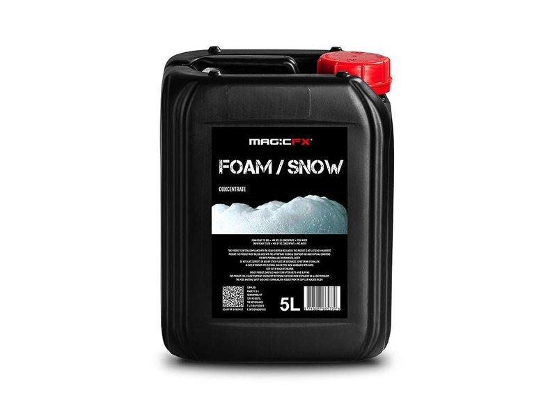 Magic Fx Pro Snow / Foam Fluid - Concentrate 5 L