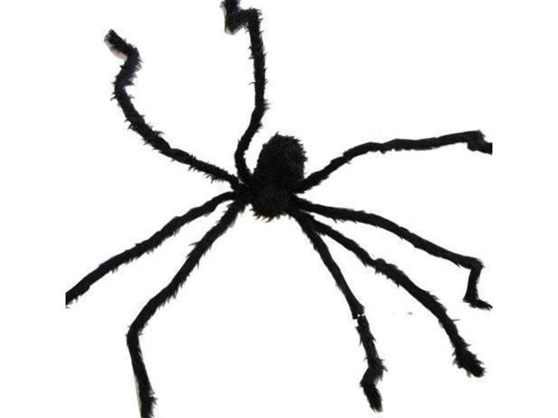 Spin zwart 2m