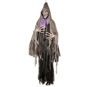 Deco Witch Hanging 180cm LED