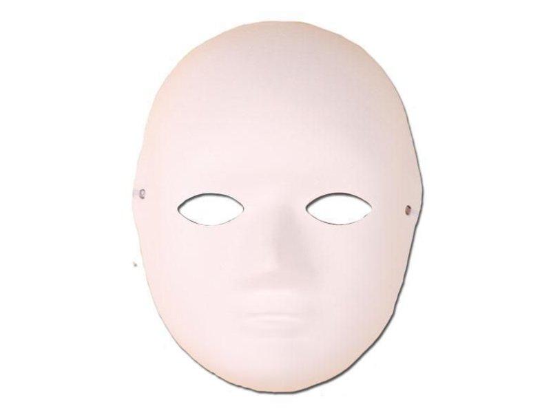 Mask Paper White Hobby