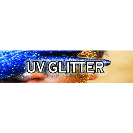 UV Glitter Body Paint