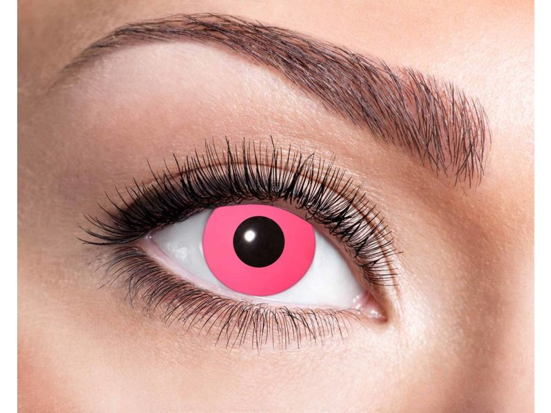 Breaklight Lentilles de couleurs Eyecatcher Pink Manga
