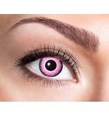 Breaklight Lentilles de couleurs Eyecatcher Pink Eye