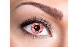 Breaklight Crazy Fun Lenzen - Eyecatcher Red Swirls