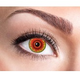 Breaklight Color Lenses Eyecather Red Monster