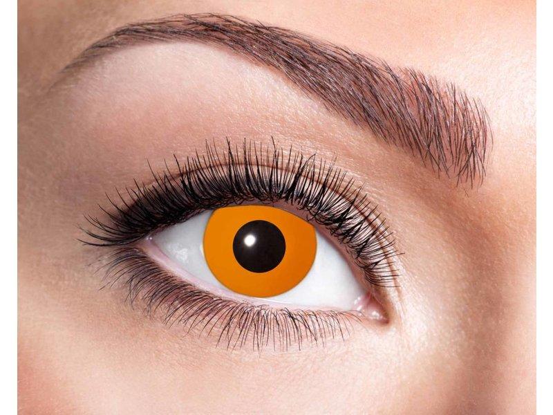 Breaklight Lentilles de couleurs Eyecatcher Halloween Orange