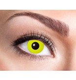 Breaklight Color Lenses Eyecather Yellow Crow Eyes
